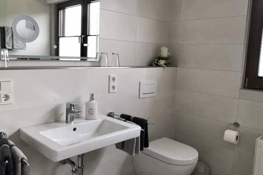 neues Badezimmer 2021
