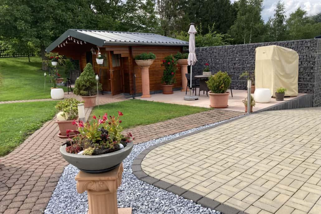 Garten Oase der Ruhe